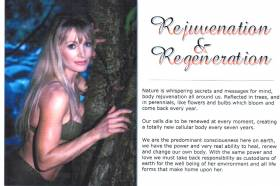 Rejuvenation & Regeneration